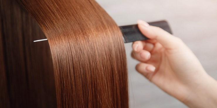 Кератиновое выпрямление волос: Что такое хорошо и что такое плохо?