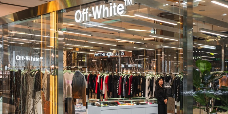 LVMH планируют расширить возможности бренда Off-White