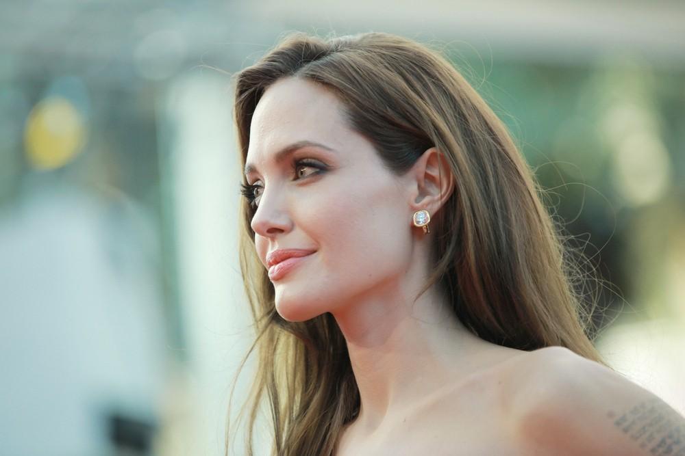 Анджелина Джоли и The Weeknd вместе провели вечер