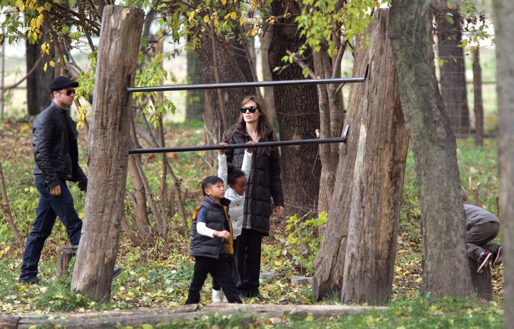 Анджелина Джоли похитила приемного сына в Средней Азии?