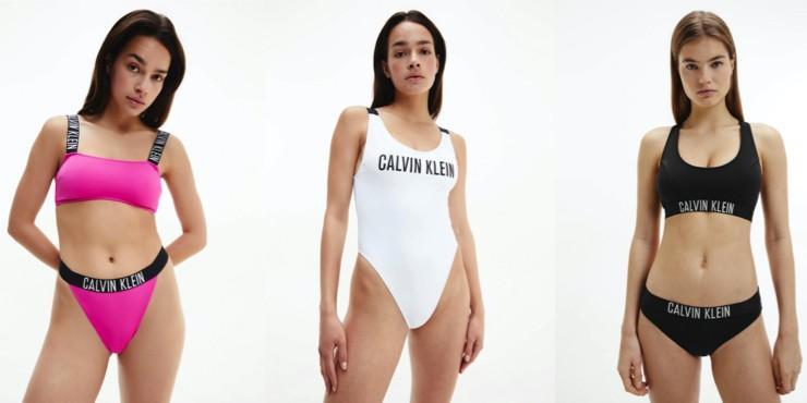 Calvin Klein выпустили купальники для любительниц активного отдыха