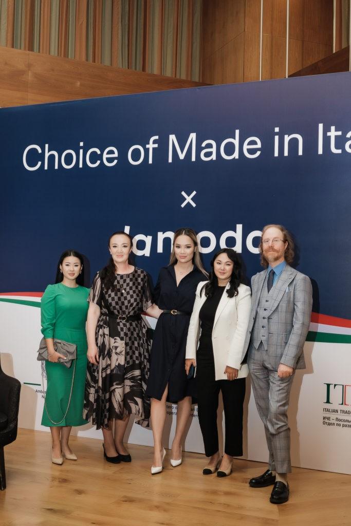 Как прошла презентация проекта Choice of Made In Italy x Lamoda