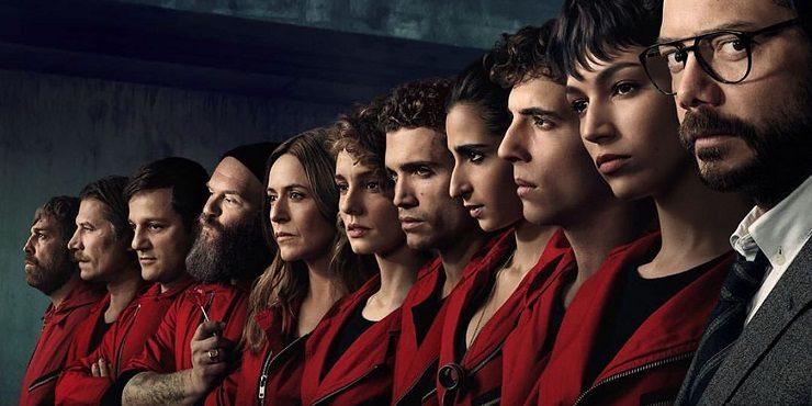 Пятый сезон «Бумажного дома» обзавелся первым трейлером