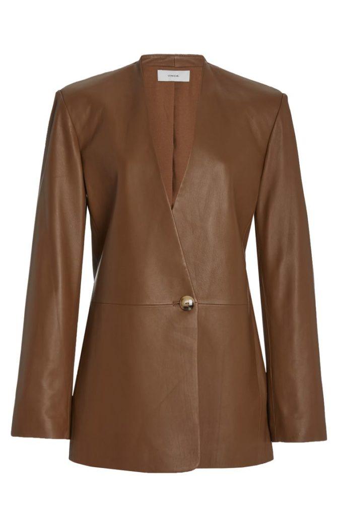 Кожаные пиджаки