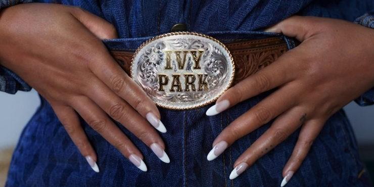 Бейонсе устроила пламенное родео в кампейне Adidas x Ivy Park