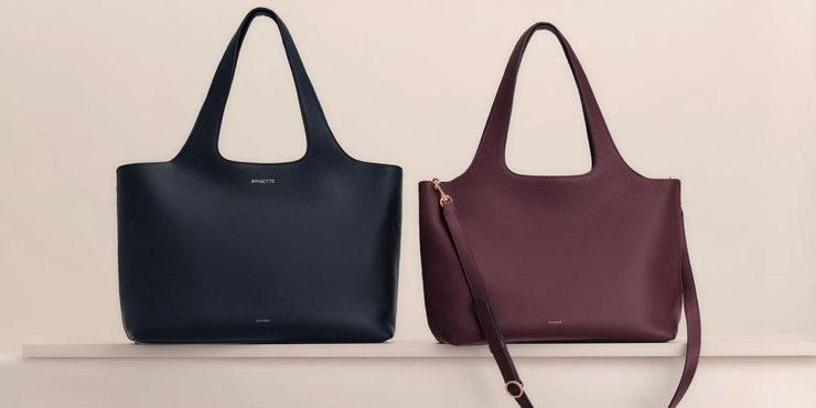 Cuyana разработали идеальную сумку для работы