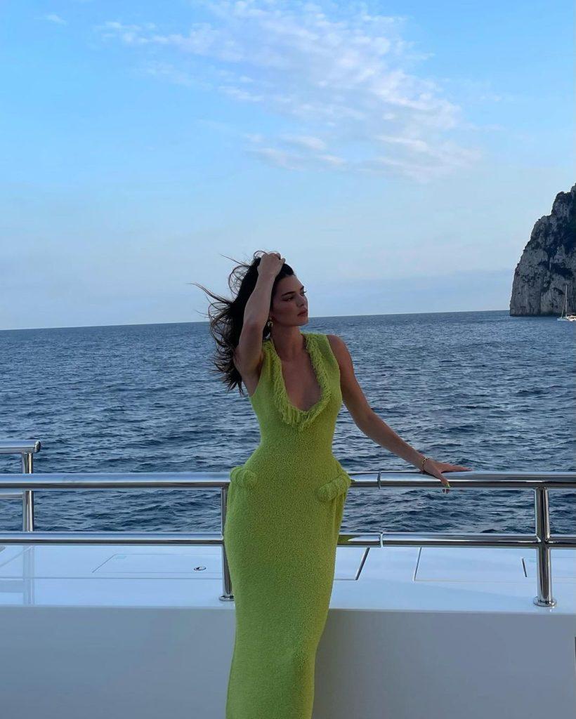 Итальянские каникулы Кендалл Дженнер и Девина Букера: как это было?