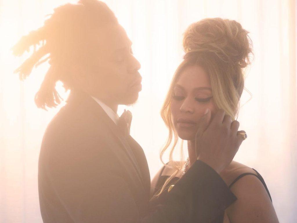 Бейонсе и Jay-Z стали символами любви Tiffany & Co.