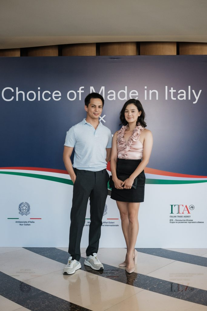 Choice of Made In Italy