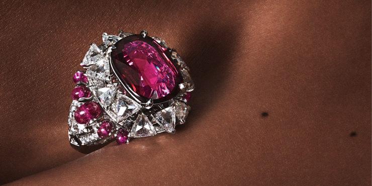 Блестящие перспективы: Новая коллекция высокого ювелирного искусства Дома Cartier