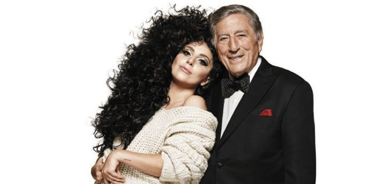 Леди Гага и Тони Беннетт показывают, как звучит идеальный джаз