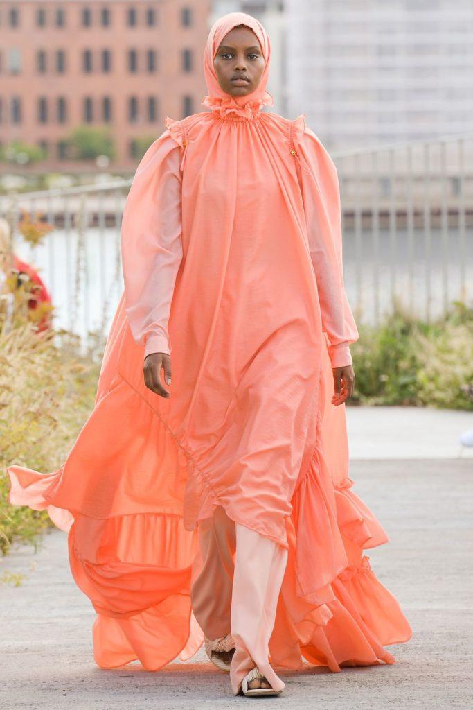 Неделя моды в Копенгагене: Лучшие образы с показов