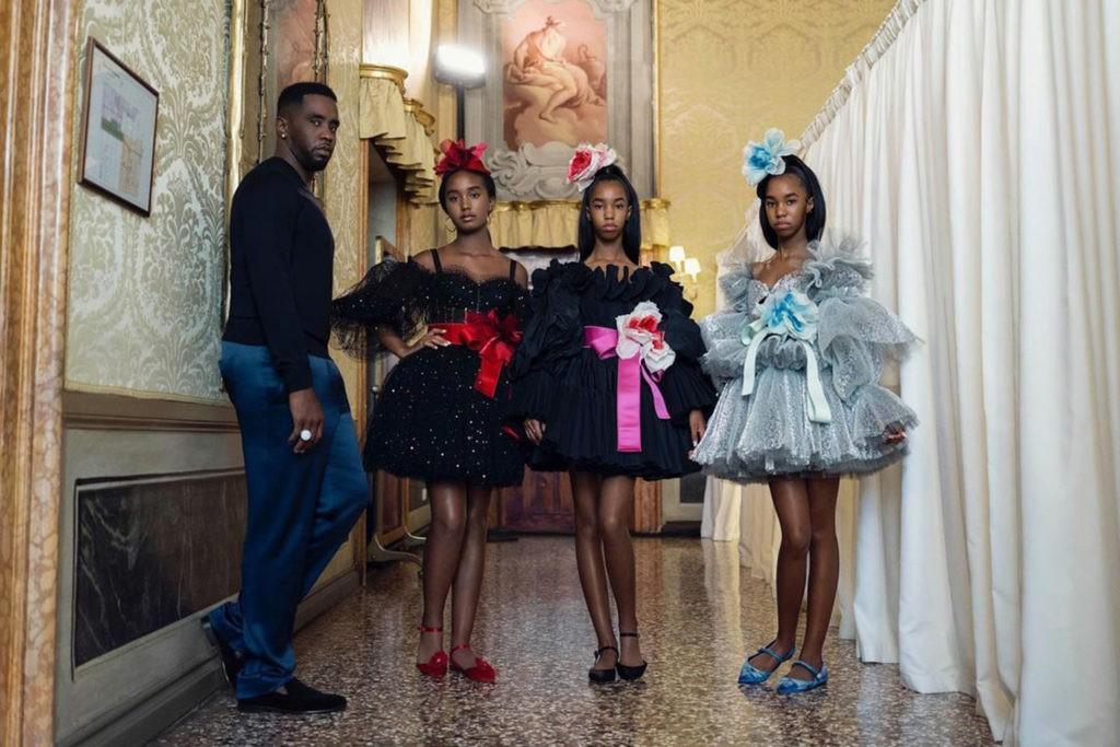 Звездный десант на самом масштабном показе Dolce & Gabbana