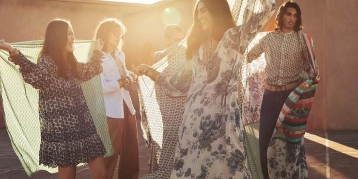 Sabyasachi привнесли индийский колорит в H&M