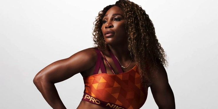 Серена Уильямс и ее команда дизайнеров разработали капсулу для Nike