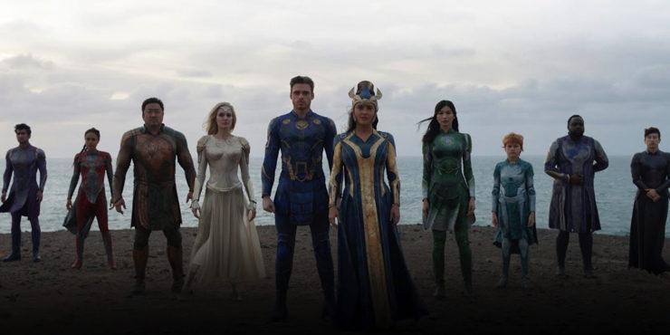 Почему Вечные не помогли спасти мир от разрушений Таноса?