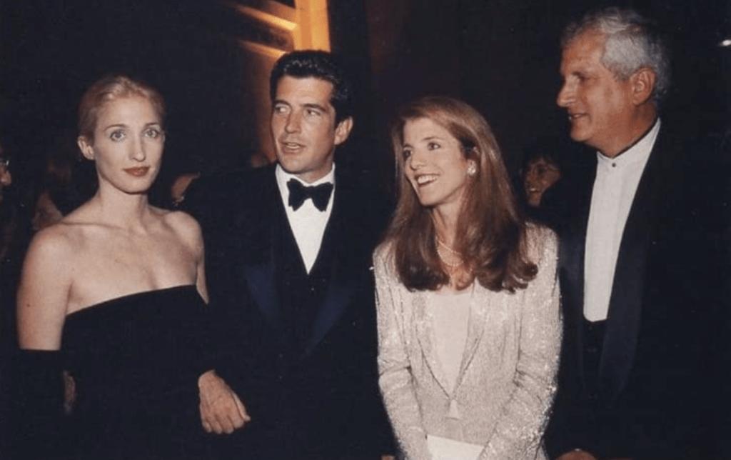Американская история любви: Трагедия Джона Кеннеди-младшего и Кэролин Бессетт