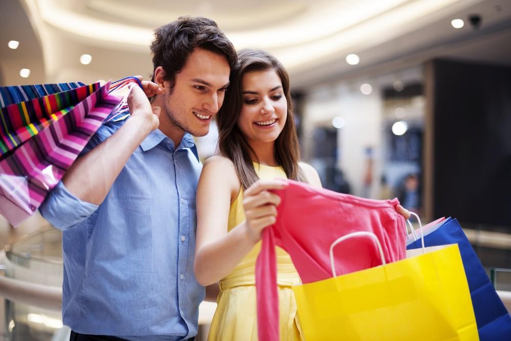 мужской шопинг