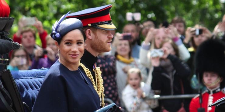 Меган Маркл и принц Гарри чуть не переехали в Новую Зеландию
