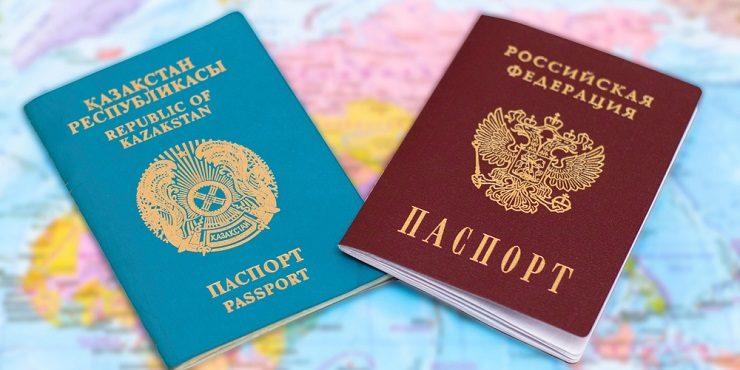 Правила въезда в Россию для казахстанцев снова изменены в позитивную сторону
