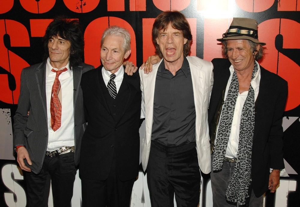 Скончался легендарный барабанщик The Rolling Stones