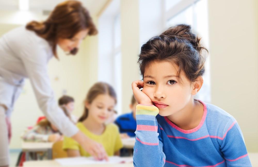 Страх перед школой