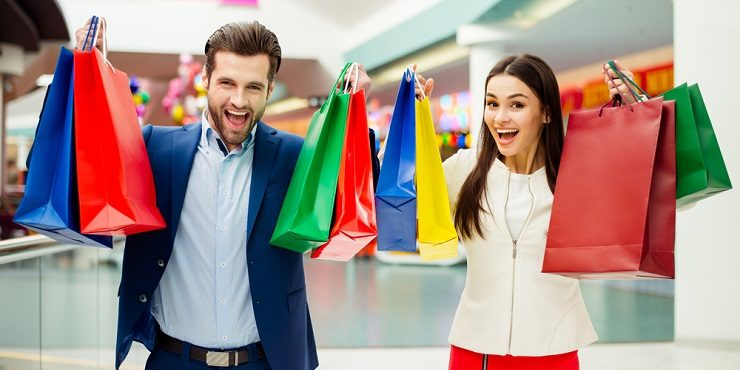 10 гендерных отличий при шопинге: мужчины покупают — женщины охотятся