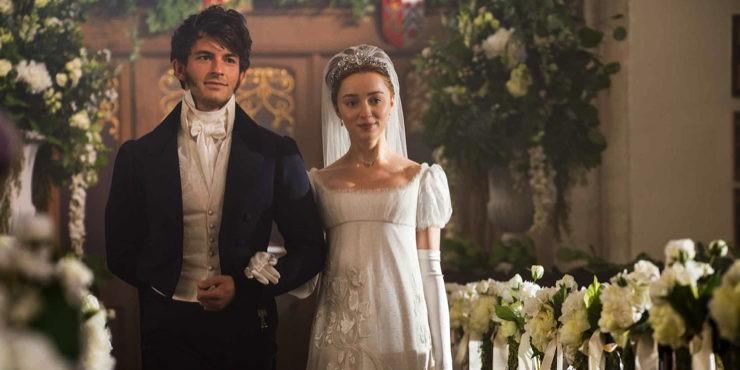 Как «Бриджертоны» повлияли на свадебную индустрию?