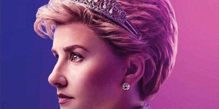 Принцесса Диана и ее знакомство с королевоской семьей в первом трейлере мюзикла
