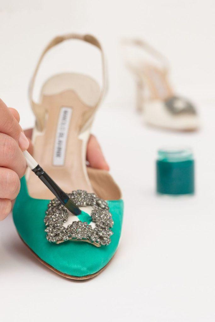 Manolo Blahnik знают, как подарить вторую жизнь любимым туфлям