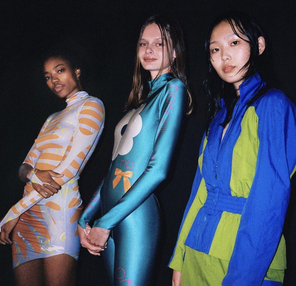 Перспективные молодые дизайнеры на Неделе моды в Нью-Йорке