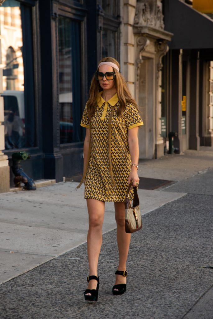 Неделя моды в Нью-Йорке: 20 лучших стритстайл-образов