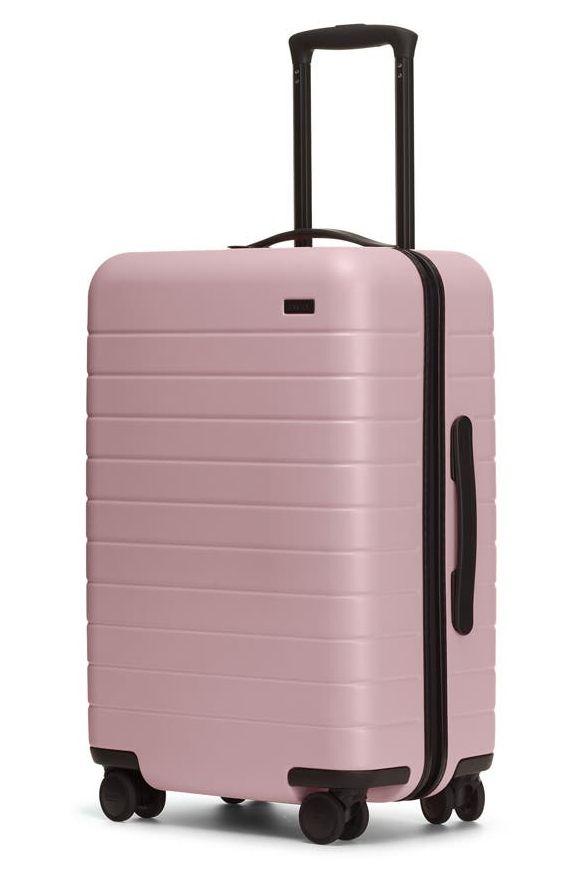 Стильные чемоданы, которые будут служить вам верой и правдой