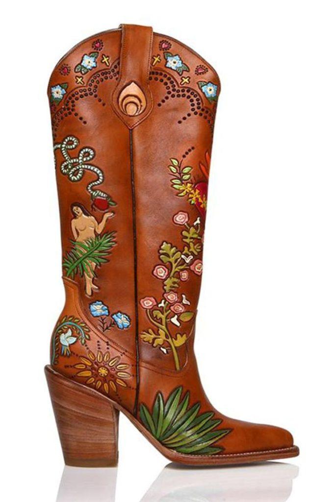 Где найти ковбойские сапоги, без которых не пережить эту осень?