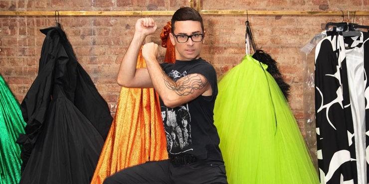 Какой рекорд бренд Christian Siriano побил на Met Gala 2021?