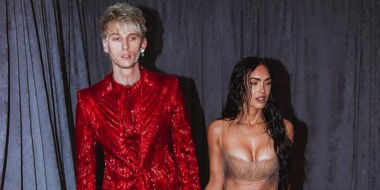 Самые эпатажные образы звезд на премии MTV VMA 2021