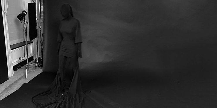 Почему Ким Кардашьян пришла на Met Gala в образе «ниндзя»?
