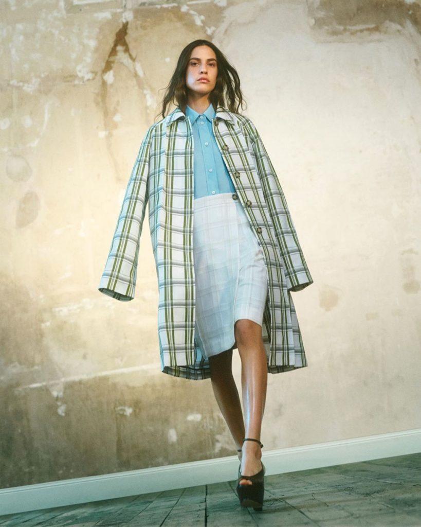 Неделя моды в Лондоне: Показы финального дня