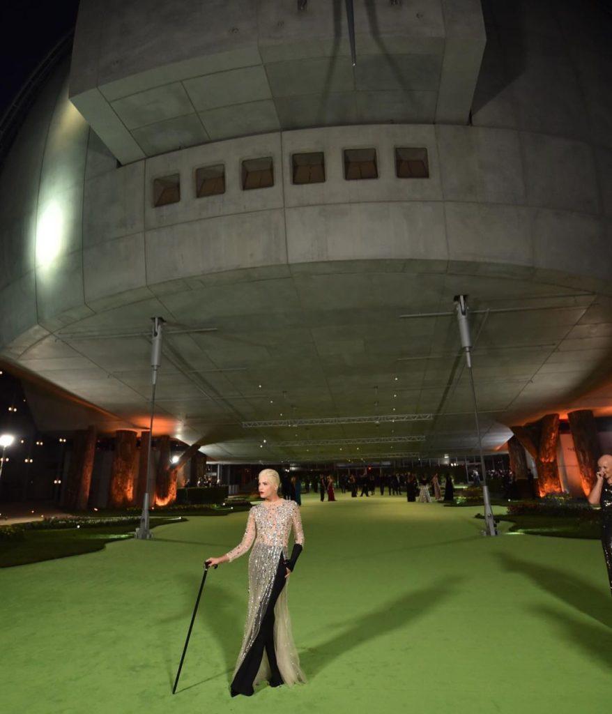 В чем знаменитости пришли на открытие Музея Киноакадемии?