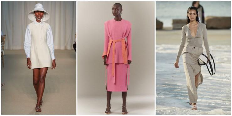 Неделя моды в Нью-Йорке: Самые интересные коллекции