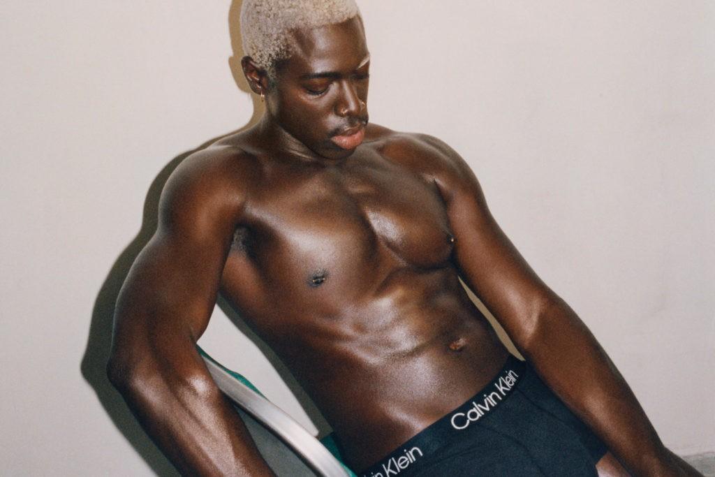 Кайя Гербер и Доминик Файк в горячей кампании Calvin Klein