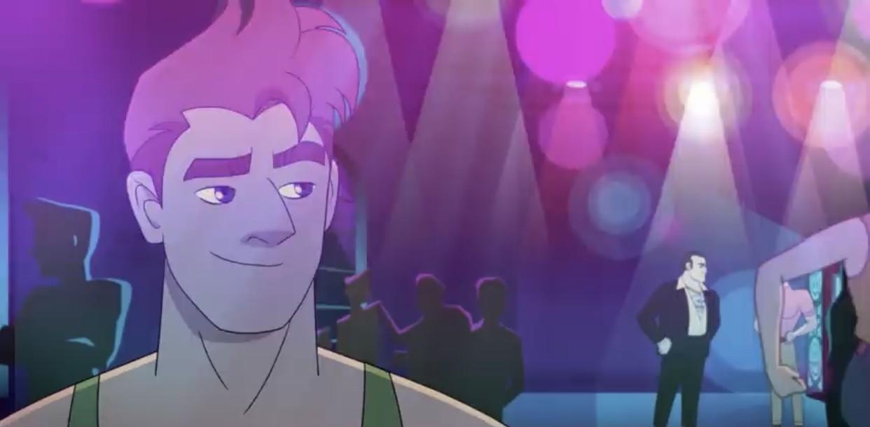 Мультфильм от Netflix представил ЛГБТ-персонажа из Казахстана