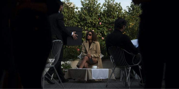 Michael Kors выпустили кампейн к премьере фильма о Джеймсе Бонде