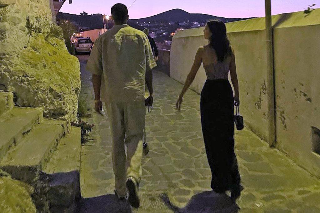 Как Кендалл Дженнер проводит отпуск вместе со своим парнем?