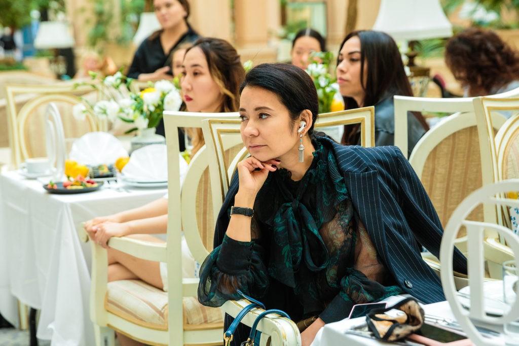 Как прошел бранч с наследником Дома Damiani в Алматы?