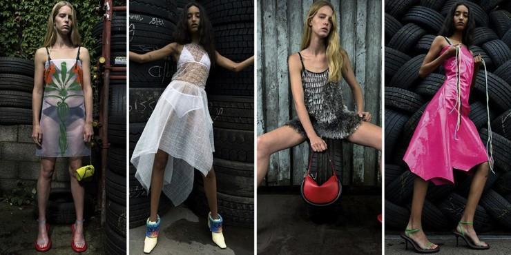 Неделя моды в Лондоне: Самые яркие коллекции
