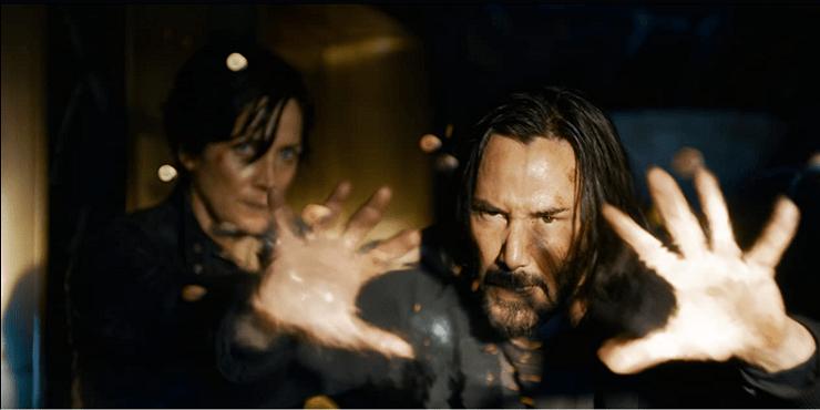 Долгожданный трейлер фильма «Матрица: Воскрешение» появился в сети