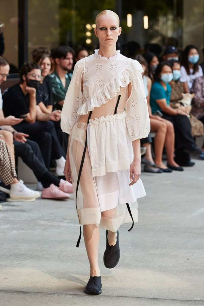 Неделя моды в Нью-Йорке: Лучшие показы последнего дня
