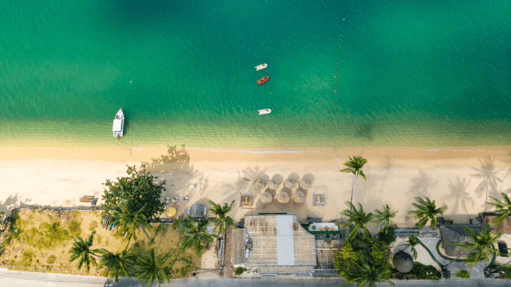 Продлить лето: Райский отпуск на  Пхукете и Самуи