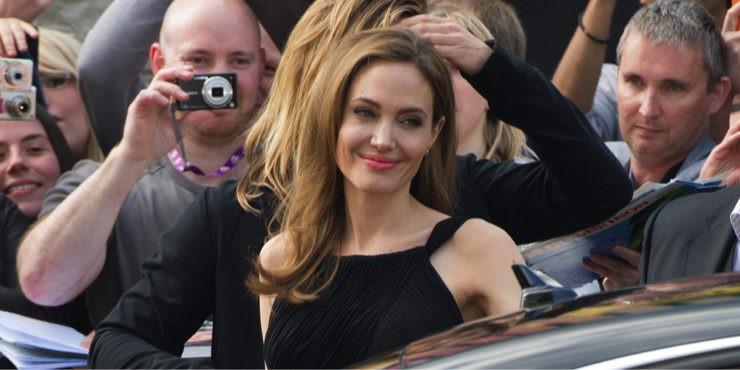 Анджелина Джоли отправилась на свидание с певцом The Weeknd?
